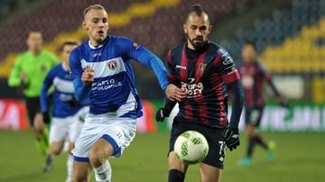 2016-11-29 Puchar Polski: Pogoń Szczecin wycięła Puszczę Niepołomice
