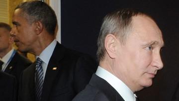 30-11-2015 16:50 Obama i Putin o Syrii i Ukrainie. Rozmowa w kuluarach szczytu