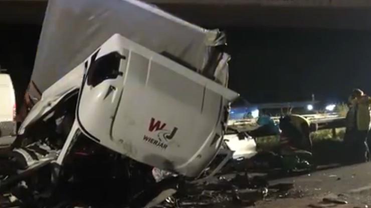 Polski kierowca - sprawca tragicznego wypadku w Niemczech był pijany. Miał ponad 3 promile