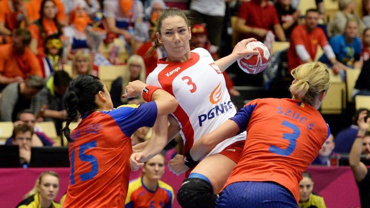 Polki bez medalu. Porażka z Rumunią w małym finale