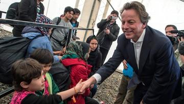 14-02-2016 17:15 Holenderski minister apeluje: nie zamykajcie granic imigrantom