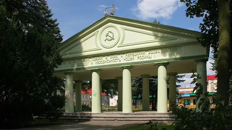 """""""Władze Trzcianki miały prawo do demontażu mauzoleum Armii Czerwonej"""". Ministerstwo Kultury i Dziedzictwa Narodowego"""