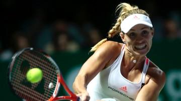 2016-10-28 WTA Finals. Ostrowski: Kerber minimalną faworytką
