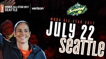 2017-07-23 WNBA: Zachód pokonał Wschód w Meczu Gwiazd