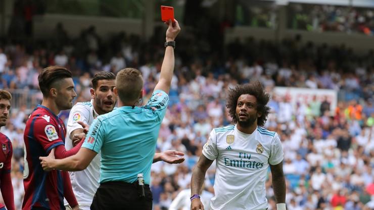 Dwa mecze kary dla Marcelo