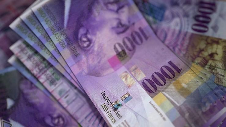Brexit może podbić kurs franka szwajcarskiego - prezes banku UBS