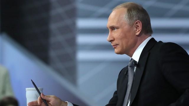 Putin: USA powinny się wyrzec swych imperialnych ambicji wobec Rosji
