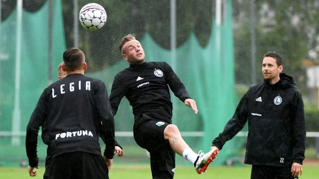 Piłkarska LM - Legia rozpoczyna walkę o awans do fazy grupowej