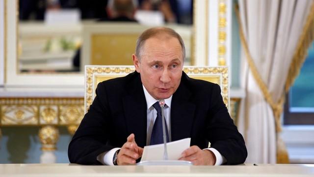 Putin: Rosja nie chce nowej zimnej wojny