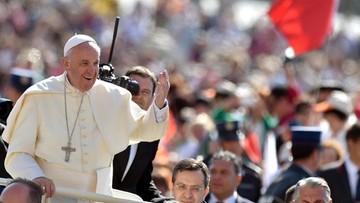 04-05-2016 20:00 Papież Franciszek otrzyma Nagrodę Karola Wielkiego