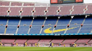 2017-10-01 Zwycięstwo w cieniu zamieszek. Barca pokonała Las Palmas przy pustych trybunach