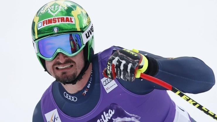 Alpejski PŚ: Paris wygrał zjazd w Bormio