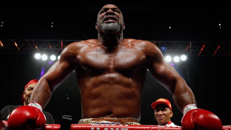 Briggs: W październiku wrócę na ring i zdobędę pas!