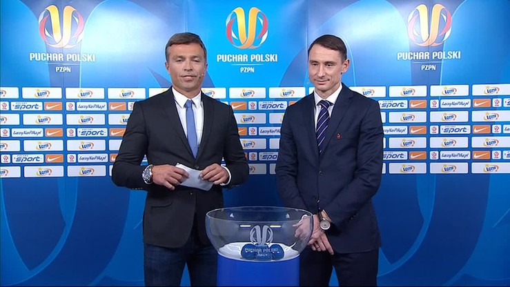 Losowanie 1/2 Pucharu Polski. Będą emocje!