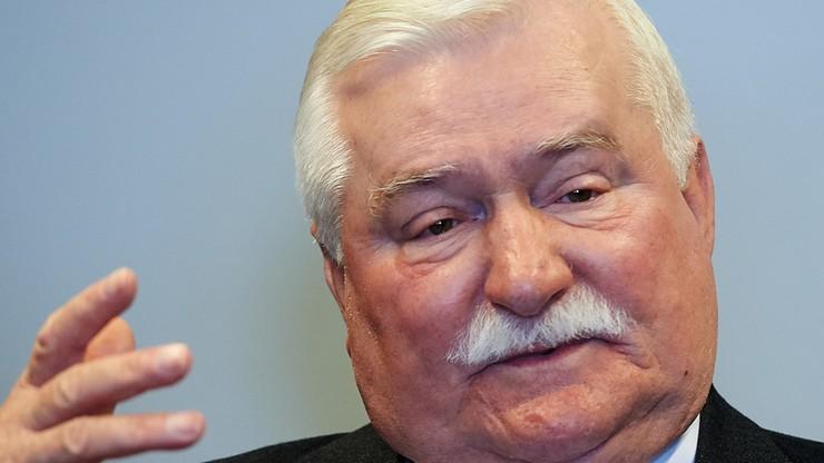 """Wałęsa: jeśli dojdzie w Polsce do zrywu, """"by ratować ojczyznę"""", jestem gotowy ponownie stanąć na czele"""