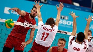 2015-06-28 Brąz Igrzysk Europejskich nie dla naszych. Rosja za mocna