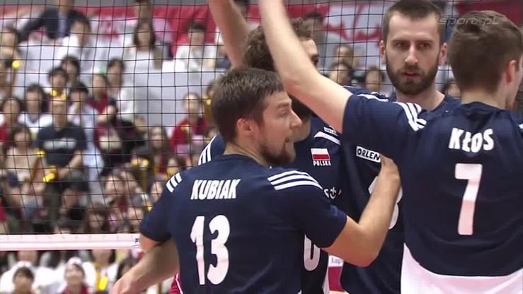 2016-05-31 Zacięty bój z Japonią! Długie wymiany wygrane przez Polaków