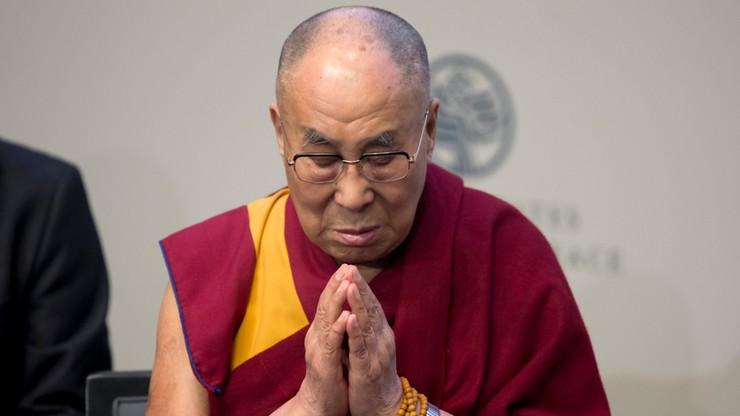 Prezydent Obama spotkał się z dalajlamą w Białym Domu