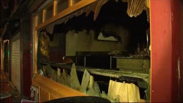 06-08-2016 06:29 Francja: 13 ofiar pożaru w barze
