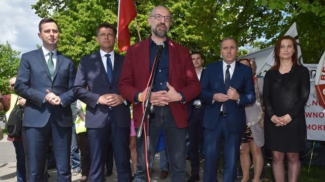 Wolność Równość Demokracja: Działania władzy zagrażają wolnościom Polaków