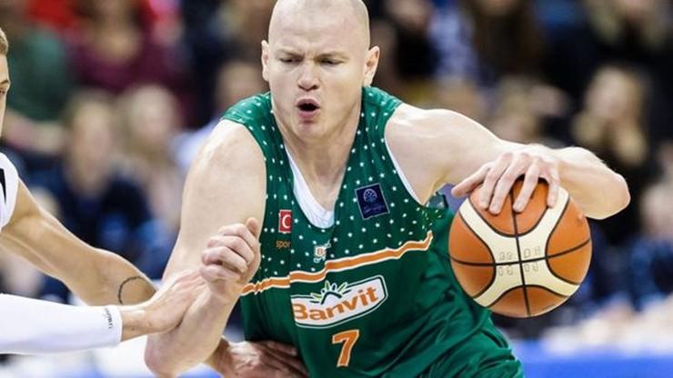 Liga Mistrzów FIBA: Banvit i Damian Kulig w Radomiu