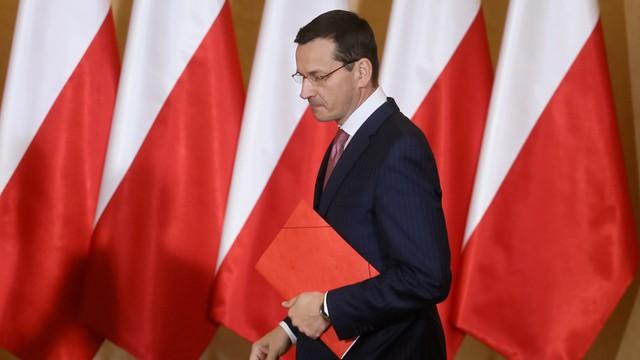 Morawiecki: nie damy się sprowokować opozycji