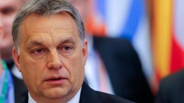 18-03-2016 15:52 Orban przeciwko podwójnym standardom wobec Polski na forum UE