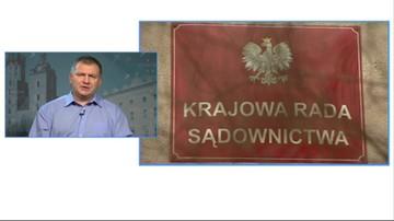 Waldemar Żurek o ustawach o KRS i SN