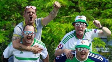 2016-06-09 Kibice Irlandii Północnej: Czekamy na Polaków, żeby napić się z nimi piwa