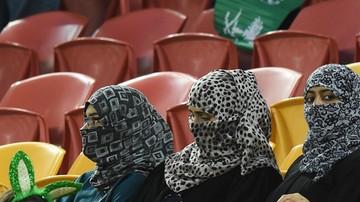 2017-10-30 Rewolucja w arabskim futbolu! Kobiety wpuszczone na stadiony