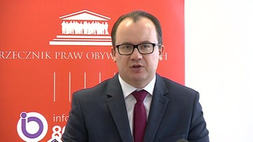 RPO: wystąpienie ws. komisji reprywatyzacyjnej ma charakter proceduralny
