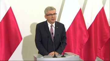 18-10-2016 15:27 Karczewski: Borusewicz nie będzie na razie prowadził obrad Senatu