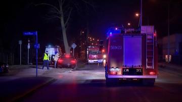 07-03-2017 15:00 Tuż przed wypadkiem limuzyna Szydło mogła jechać 85 km/h