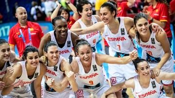 2017-06-24 ME koszykarek: Hiszpania pierwszym finalistą