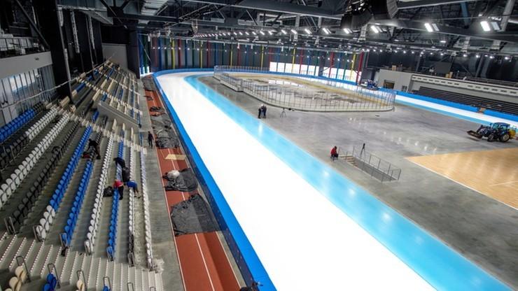 MP w łyżwiarstwie szybkim: Rywalizacja sprinterów w Tomaszowie Mazowieckim