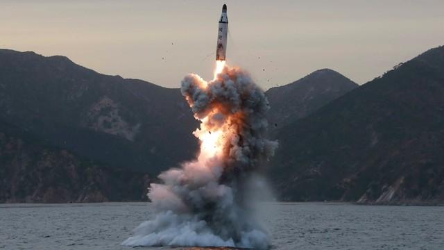 USA: wystrzelony przez Koreę Północną pocisk to Scud