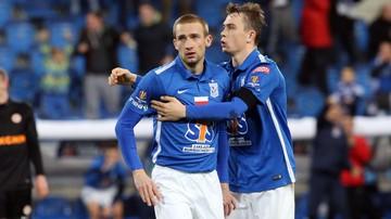 2015-11-19 Puchar Polski: Wejście Pawłosmoka i awans Lecha do półfinału