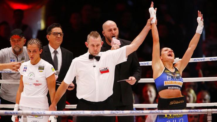 Brodnicka wystąpi na Polsat Boxing Night! Będzie broniła pasa EBU