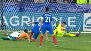 2016-11-15 Francja zakończyła rok remisem z najlepszą drużyną Afryki