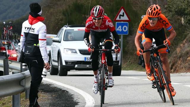 Giro d'Italia w tym roku bez grupy CCC