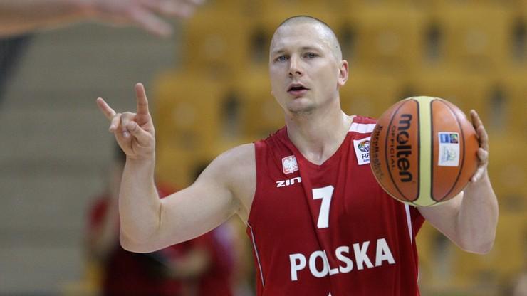 PLK: Szubarga zawodnikiem Asseco Gdynia