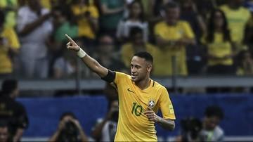 2017-03-22 El. MŚ 2018. Brazylia zagra z Urugwajem