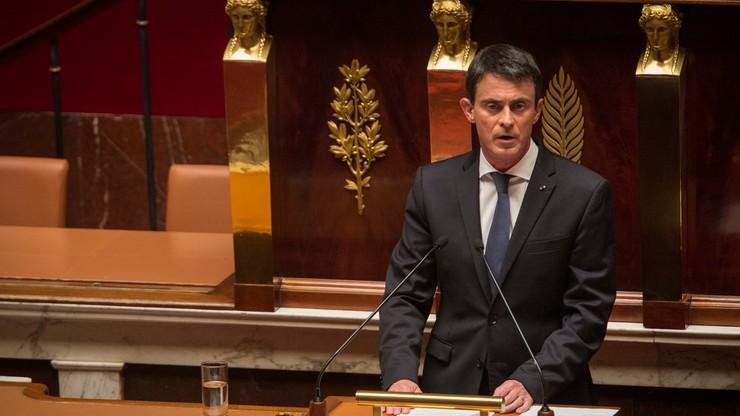 Premier Francji o Brexicie: Unia musi przeciąć ten wrzód