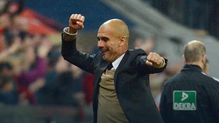 Guardiola o Lewandowskim: To dla mnie zaszczyt, że mogę być jego trenerem