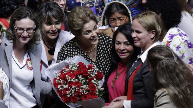 Dilma Rousseff: Będę walczyć z całych sił. Prezydent Brazylii zrobi wszystko, by zachować stanowisko