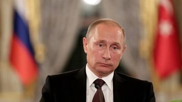 11-10-2016 12:15 Putin zmienia plany. Nie pojedzie do Paryża