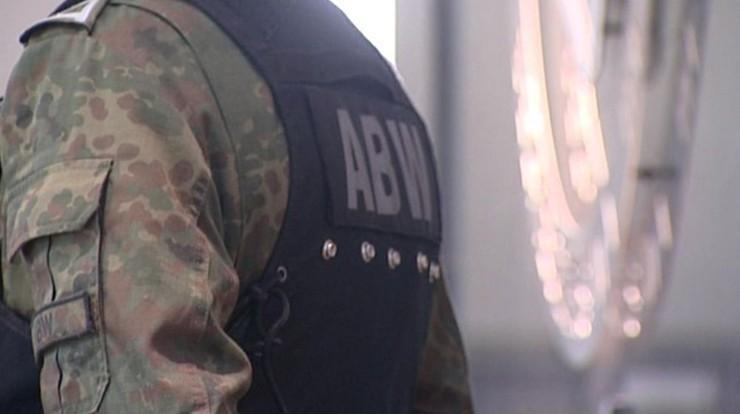 Będzie zawiadomienie o podejrzeniu popełnienia przestępstwa przez ABW