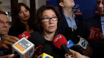 """13-10-2016 12:27 Mazurek o reprywatyzacji: dobrze by było, żeby prokuratura się """"spięła"""""""