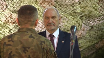 24-04-2017 19:15 Macierewicz przyspieszył budowę struktur WOT w woj. śląskim i wielkopolskim