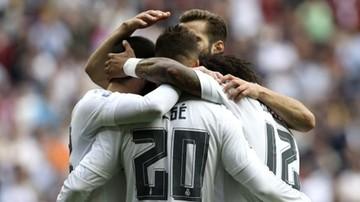 2015-10-31 Pewne zwycięstwo Realu Madryt z beniaminkiem